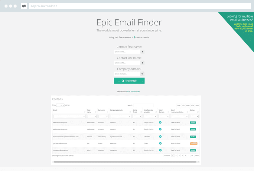 Top Five Epic Account Finder - Circus