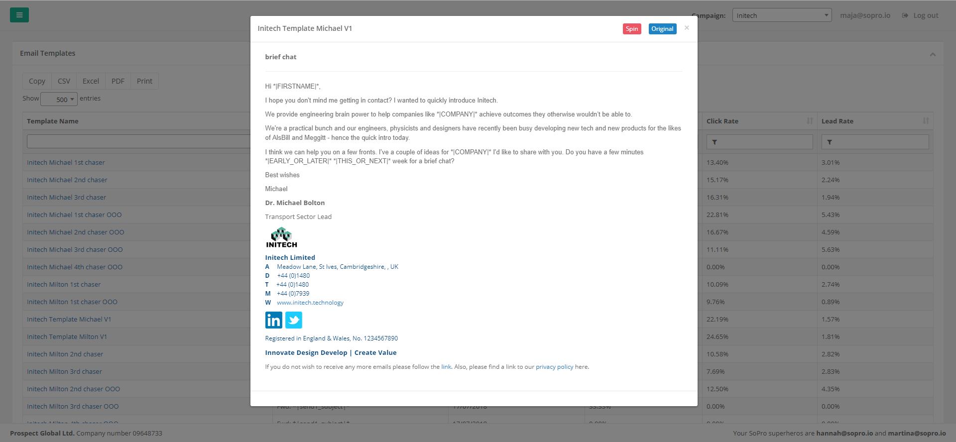 Hub Intro