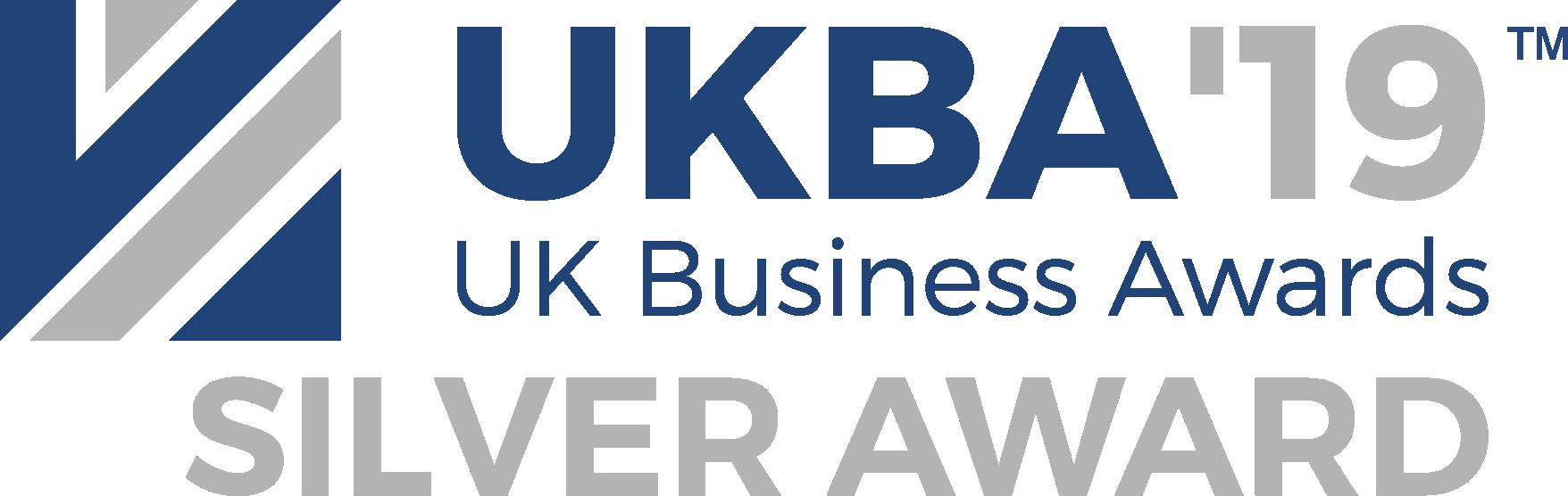 UKBA19 Silver Award