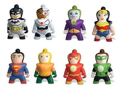 Toy Superheros