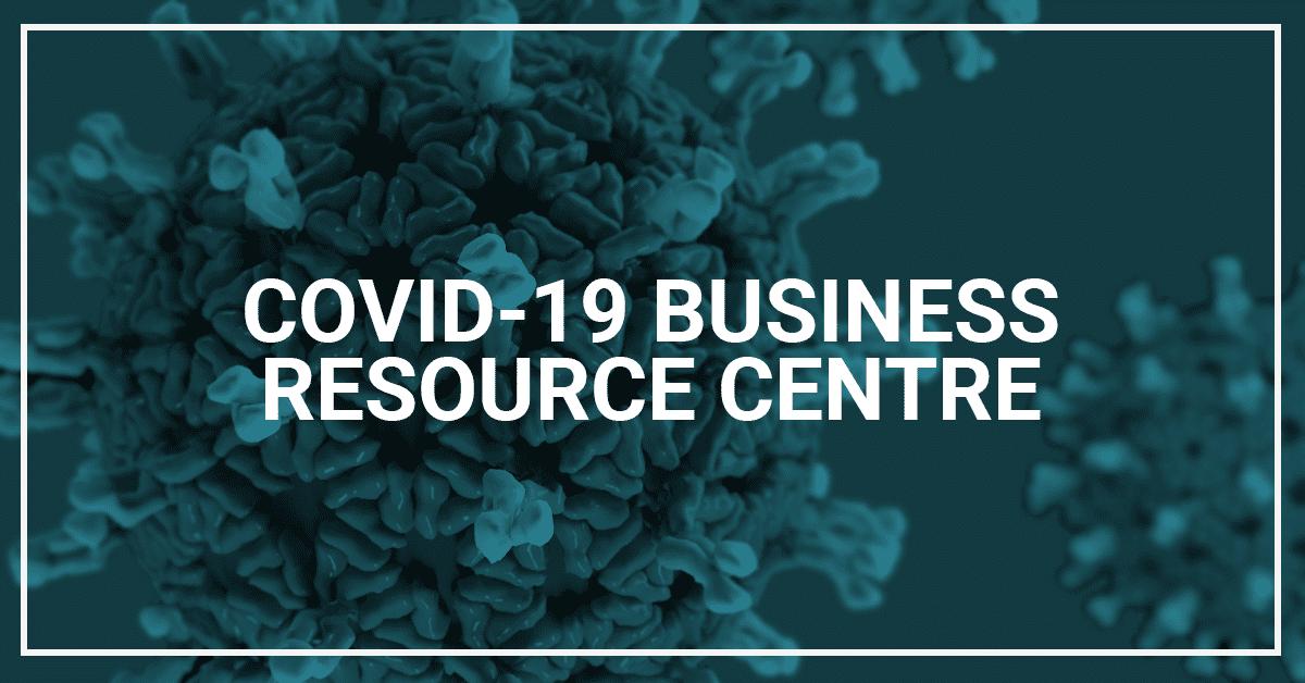 COVID resource centre